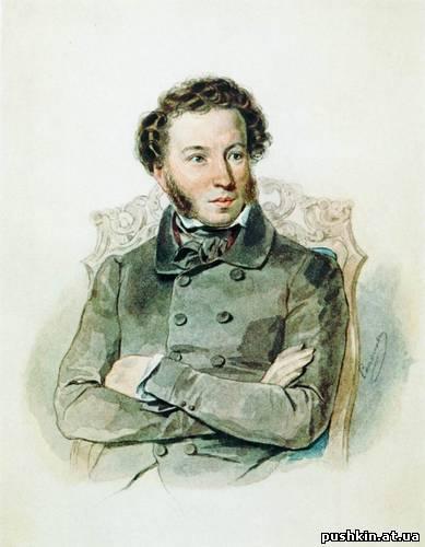 в л пушкин биография